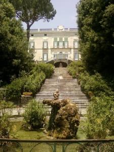 Situazione Villa Floridiana - Vomero