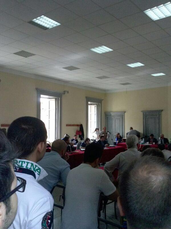 Giovedì 26 giugno  Discussione in Consiglio Comunale sulla questione da noi sollevata