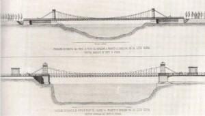 i ponti progettati da Luigi Giura