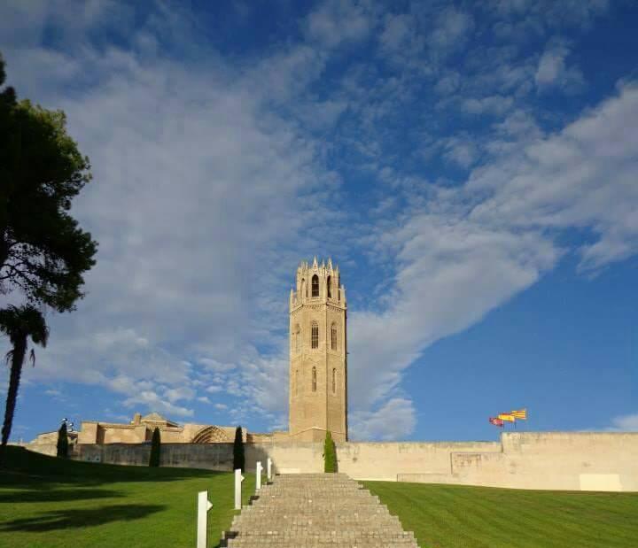 La Seu Vella - monumento più importante di Lleida