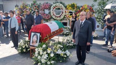 Funerali di Gisela Mota