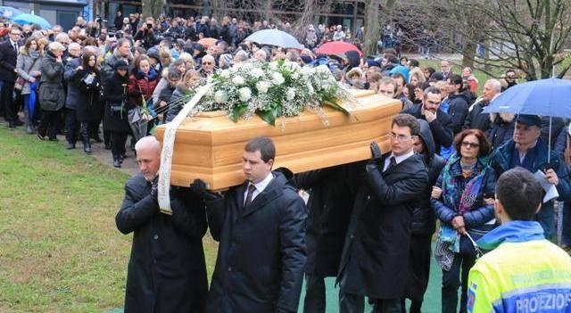 Funerali di Giulio Regeni