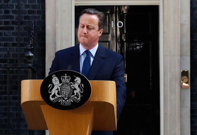 David Cameron - Premier della Gran Bretagna